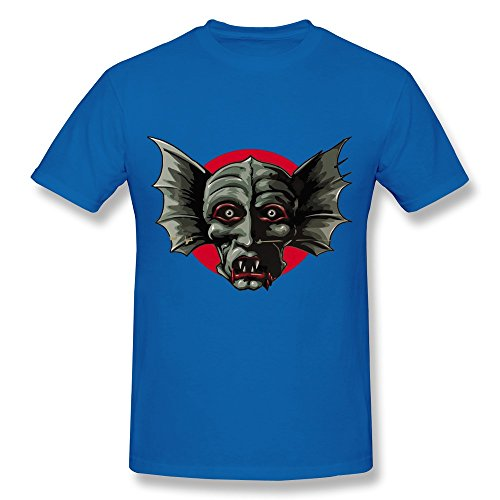 WunoD Men's Happy Halloween Demon T-shirt Size XS -