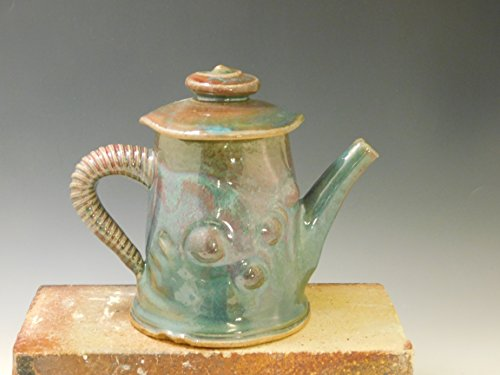 570 Teapot, Wheel Thrown/Altered, Tea Pot, Pottery by Mission Hills Pottery