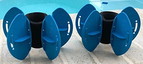 AquaLogix Omni-Directional Max Resistance Aquatic Bells Upper Body Equipment