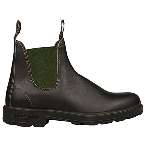 Chelsea Boots Olive Noir Mixte Blundstone Adulte Classic H5RYqwBxE