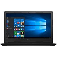 "Dell Inspiron 15 3000 Series 15.6"" HD Laptop with Intel Core i3-6006U / 8GB / 1TB / Win 10 (Black)"