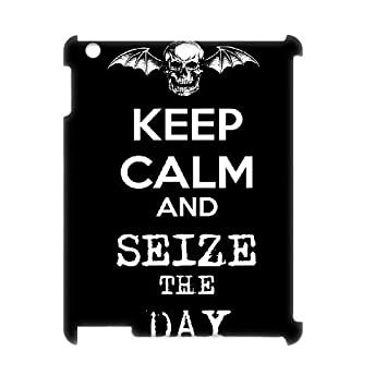 3D Avenged Sevenfold Quotes Keep Calm and Seize the Day ...