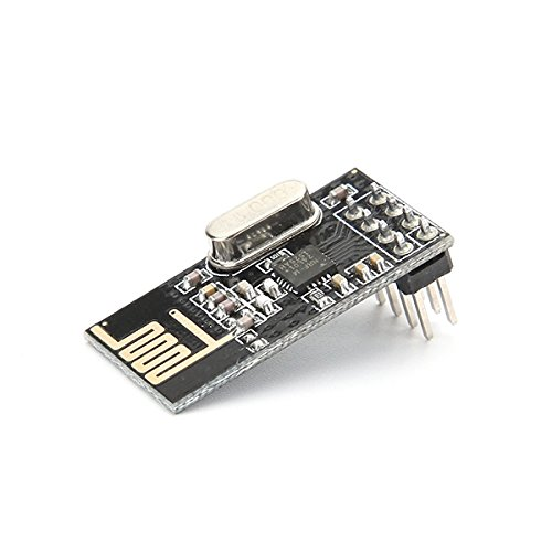 20Pcs NRF24L01+ SI24R1 2.4G Wireless Power Enhanced Communication Receiver Module by BephaMart