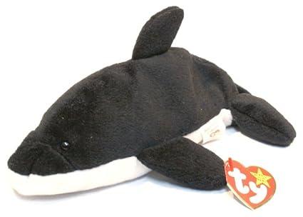 Amazon.com  Splash the Orca Whale - Ty Beanie Babies  Toys   Games 49836c53c67