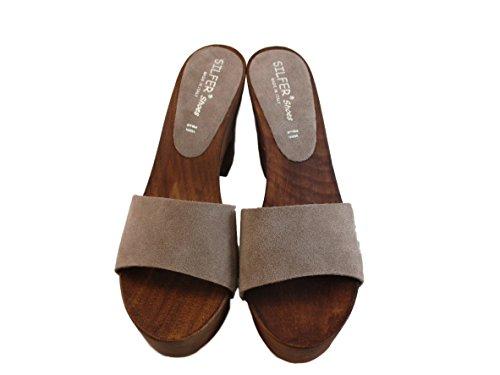 pour Shoes Shoes Silfer Mules Silfer Femme wq14qIx