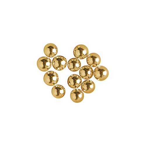 Gold Dragees 10mm By NY Cake 11 lbs