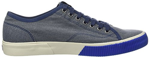 Tj Jeans Tommy Sneaker Bleu Urban Homme Sneakers Ink Textile Basses 006 wgg4q