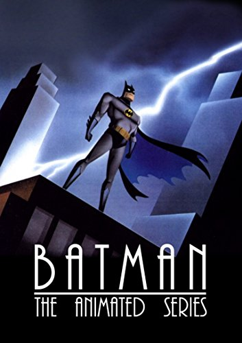 Batman: The Animated Series TV Series 1992 1995 Poster