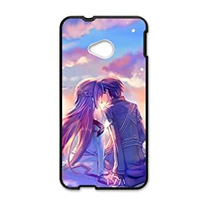 Beautiful romantic lover Cell Phone Case for HTC One M7