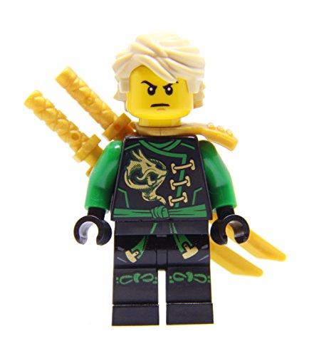 LEGO Ninjago - Skybound Lloyd with Dual Gold Swords -