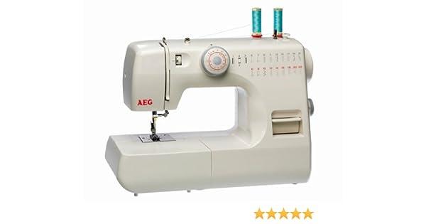AEG máquina de coser 376 S: Amazon.es: Hogar