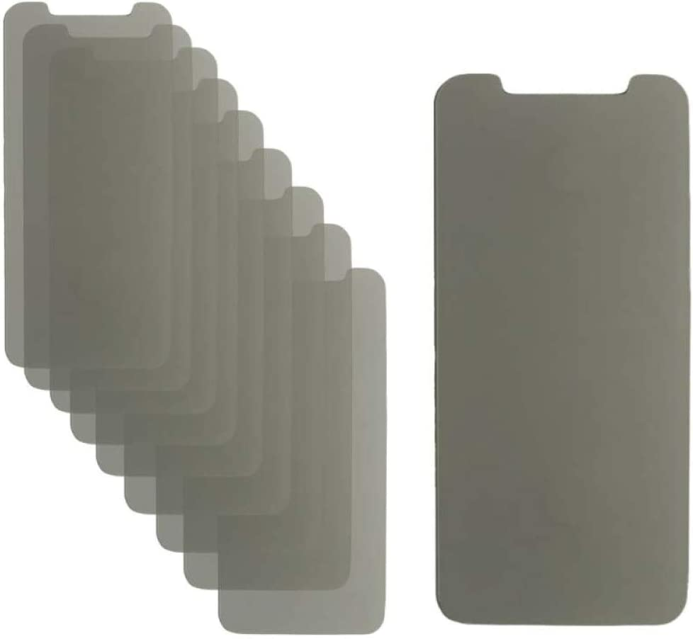 10 Pieces OCA Sheet for Apple iPhone X with Glue Card