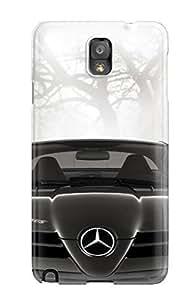 High Grade Jeremy Myron Cervantes Flexible Tpu Case For Galaxy Note 3 - 3d Car S