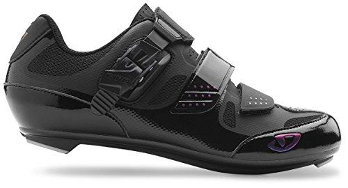 Giro Solara Ii Vrouwen Weg Fietsen Schoenen Zwart