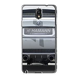CcO7842RyWg Tpu Phone Cases With Fashionable Look For Galaxy Note3 - Hamann Bmw 3 Series Thunder Rear And Exhausts