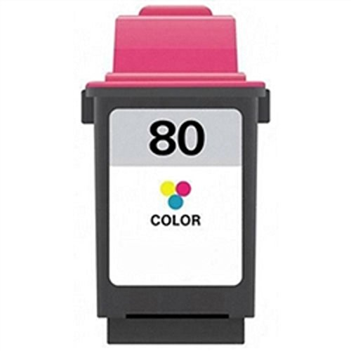 WOC: Lexmark #80 / 12A1980 Remanufactured Ink Cartridge (Color)