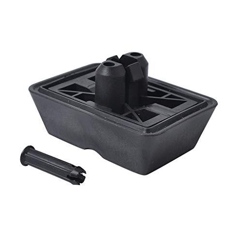 (AutumnFall OEM Replacement Part Car Jack Lift Pad Puck Suitable for BMWcar E46 E63 E64 E65 E86 51718268885 (Black))