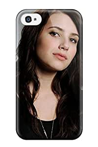 CaseyKBrown Perfect Tpu Case For Iphone 4/4s/ Anti-scratch Protector Case (emma Roberts?wallpaper )