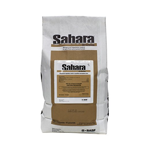 Sahara DG Herbicide for Total Bareground Control Imazapyr and Diuron by BASF