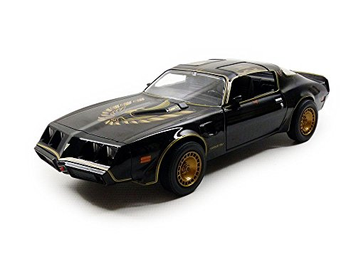 (Greenlight 84031 1980 Pontiac Trans Am Smokey and The Bandit 2 Movie Car 1/24 Diecast Model Car)
