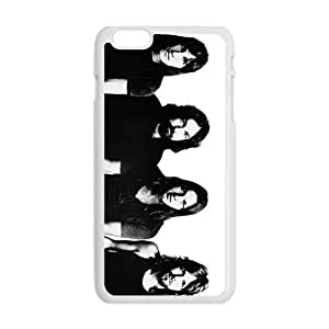 Happy Rock Band Design Personalized Fashion High Quality Phone Samsung Galaxy S6 Plaus