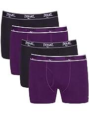 Everlast Men's Boxer Briefs - 4 Pack