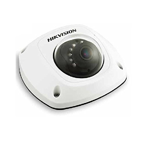 Hikvision V5.2.5 DS-2CD2532F-IWS 2.8mm Lens Full HD 1080P 3MP Mini Dome Camera POE Power Network IP66 Indoor Weather Proof IR IP CCTV Camera Review