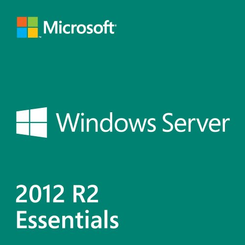 Microsoft Windows Server 2012 Essentials product image