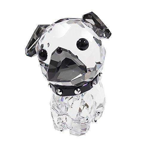 Swarovski Puppy Figurine, Roxy The Pug