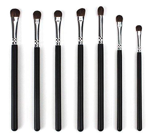 Professional Makeup Eye Brush Set - Eyeshadow Makeup Brushes 7-Piece