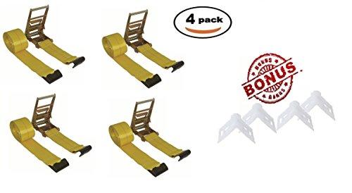 4 PACK Heavy Duty 4