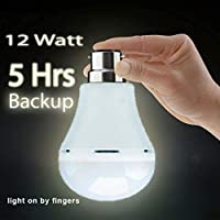 Cratos® Inverter Led Bulb 12W Rechargeable Emergency Lights
