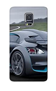 Awesome Case Cover/galaxy S5 Defender Case Cover(2010 Citroen Survolt Concept Supercar Supercarsgd ) Gift For Christmas