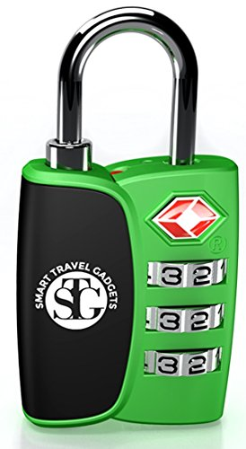 TSA Approved Luggage Locks – Travel