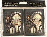 Artists Of Magic Premium Deck Protectors: Speak No Evil /artwork By Jasmine