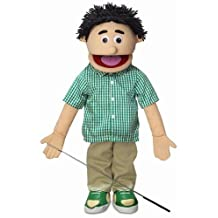 ''Kenny'', 25In Full Body Puppet, Peach -Affordable Gift for your Little One! Item #DSPU-SP2721