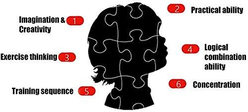 Jigsaw puzzles Cartoon Anime Schönes Karussell Mädchen 500/1000/1500 Stück Holz Puzzle, Erwachsene Kinder-Bildungs-Dekompression Spielzeug (Size : 1000P)