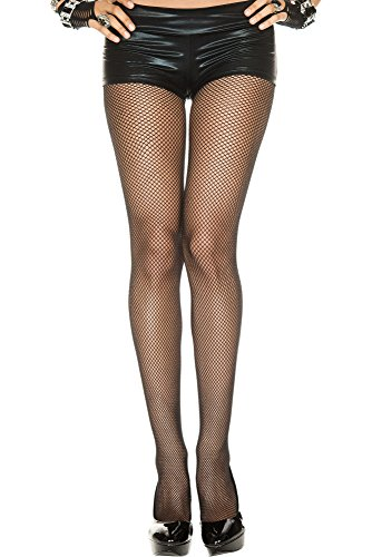 Music Legs Fishnet seamless pantyhose from Music Legs