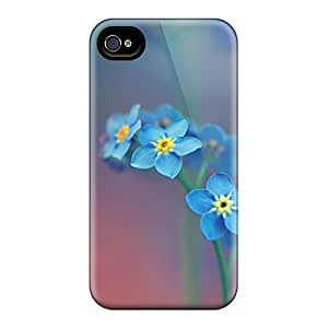 Durable Cases For The Iphone 6plus- Eco-friendly Retail Packaging(unknown Flower)
