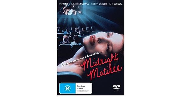 Midnight Matinee Matinee Origen Australiano, Ningun Idioma ...