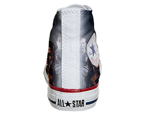 Converse All Star Customized - zapatos personalizados (Producto Artesano) high