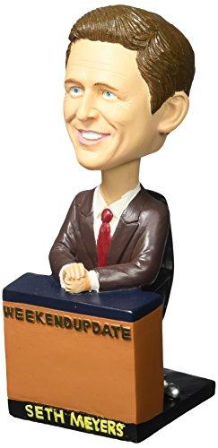 SNL Seth Meyers Weekend Update Bobble Head