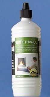 Bio Ethanol 1Liter Flasche Fr Kamine Und Feuerobjekte