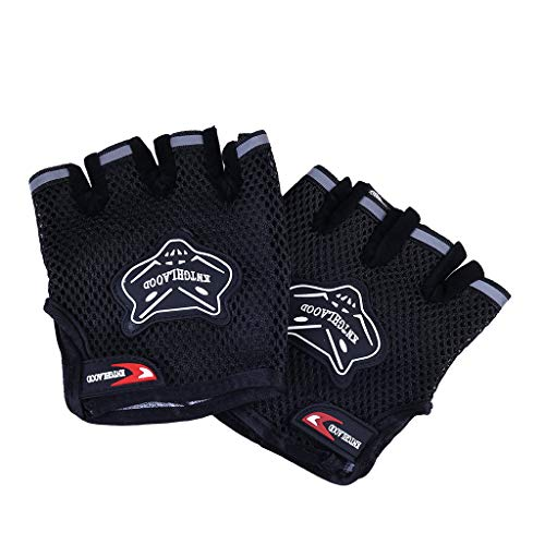 Mbtaua Sports Motorcycle Motor Bike Cycling Gloves Riding Gloves Summer Breathable Lightweight Gloves