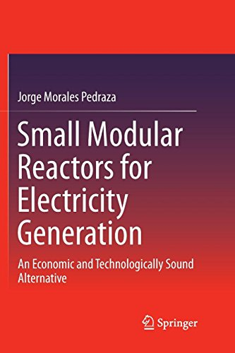 Small Modular Reactors for Electricity Generation: An Economic and Technologically Sound Alternative