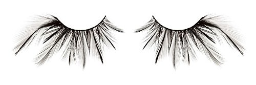 Create A Gypsy Halloween Costume (Zinkcolor Feather False Eyelashes F404 Dance Halloween Costume)