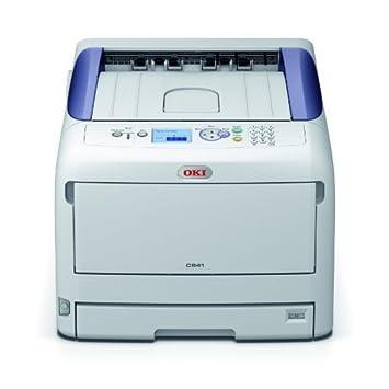 OKI 01318903 C841DN - Impresora láser en Color A3 hasta 35 ppm ...