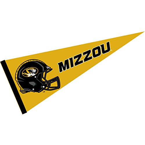 College Flags and Banners Co. Missouri Tigers Football Helmet Pennant