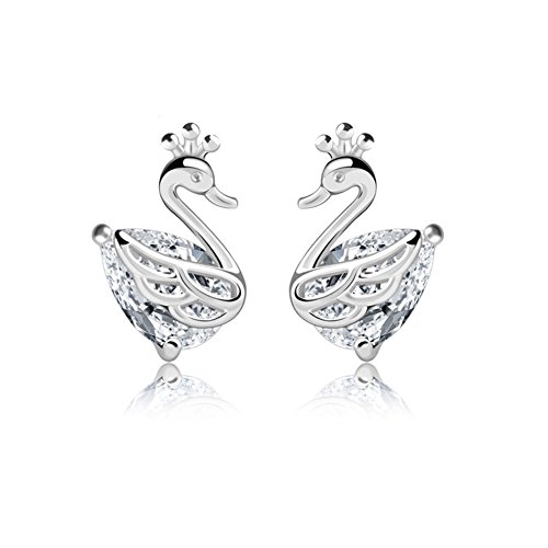ER1210071C1 New Style Silver Plating Women's - Mall Stores Winston