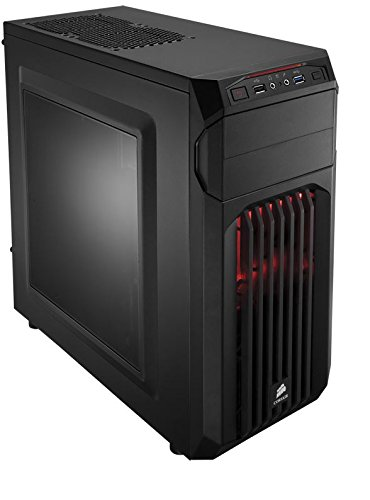 CPU Solutions Intel i7 3.6ghz Quad Core PC. 8GB RAM, 2TB HDD, Windows 10, GTX950 w/2GB, 600W PS, Corsair Carbide Mid Tower